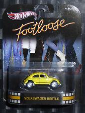 2013 HOTWHEELS - Retro entertainment C - FOOTLOOSE Volkswagen Beetle
