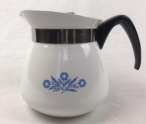 Vintage Porcelain Water Jug By Corning Ware