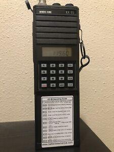 Bendix King KX 99 Handheld Aviation Radio VHF Receiver/Transmitter w/Case