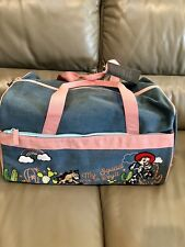 Disney Toy Story Jessie Bullseye Duffle Bag Handbag Purse Bag Nwt