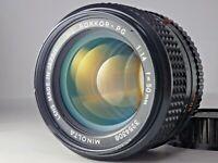 [Excellent!!] Minolta MC Rokkor PG 50mm f/1.4 MF Standard Lens from Japan JP SLR