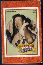Baseball Upper Deck 1992  Edition 36 packs unopend box