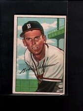 1952 BOWMAN #228 BOB CHIPMAN EX-MT D1221