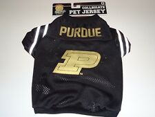NEW PURDUE COLLEGIATE PET JERSEY FOR DOGS BY PUP RALLY - BEST PRICE!
