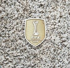 2018-2019 UEFA FIFA World Champions League Patch Badge Parche Remendo Flicken