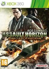 ACE COMBAT ASSAULT HORIZON  LIMITED EDITION     --  NEUF -----   pour X-BOX 360