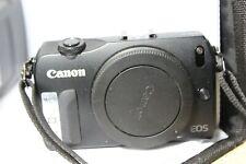 Canon EOS M 18.0MP Digital Camera - Black (BODY ONLY)...