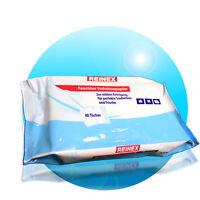 40 Tücher Feuchtes Toilettenpapier Reinex ph-hautneutral alkoholfrei hygienisch