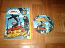 dvd THOMAS LE PETIT TRAIN...thomas relève un défi