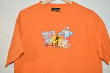 World Industries Bruce Will-Lee Vintage T-Shirt M Medium 1990s 90s Skateboarding