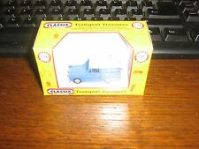 DIE-CAST - AUSTIN A 35 VAN - RAC RADIO RESCUE - BLUE &  - 00 gauge / 1:76 model