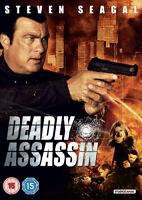 Deadly Assassin DVD (2013) Steven Seagal, Rose (DIR) cert 15 ***NEW***