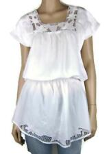 Cotton Boho Machine Washable Tops & Blouses for Women