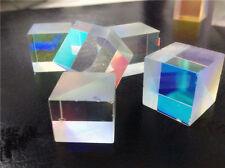 Educational Prisms Defekte dichroitische Kreuz X-Cube Prisma RGB Combiner Dekora