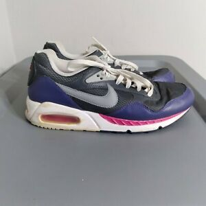 Nike Air Correlate Women's Size 9 Shoes Gray/Blue/Pink Athletic Low Top Sneakers