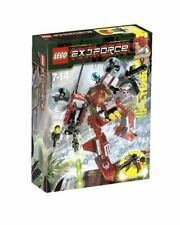 LEGO Exo Force 8111 River Dragon Mech Roboter Ha-Ya-To Set Neu Ovp MISB