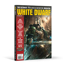 White Dwarf Magazine September 2019 NEW +  TOTAL WAR: WARHAMMER II DLC  included