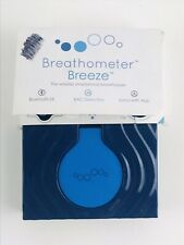 Breathometer Breeze The wireless smartphone breathalyzer