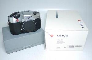 Leica R8 Body / Gehäuse 10080 silbern An-Verkauf  ff-shop24