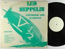 Led Zeppelin - V 1/2: Performed Live In Seattle 2xLP