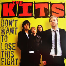 """THE KITS Don't Want To Lose This Fight 7"""" . sonics nervous eaters hives saints"""