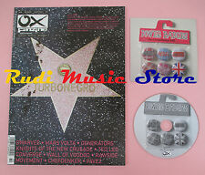 OX-FANZINE Magazine 60/2005 + CD Compilation Turbonegro Mars Volta Stan Ridgway