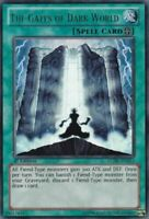 The Gates Of Dark World - LCJW-EN253 - Ultra Rare - 1st Edition - Yugioh