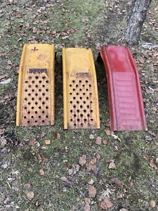 Car Ramps Used, Buy 2 And Get 1 Free!!!