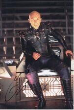 Tom Hardy signed autógrafo 20x30cm Star Trek en persona Autograph coa Nemesis