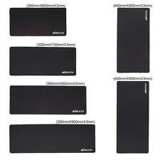 Large Size Black Extended Antislip Rubber Speed Mouse Mice Pad Desk Mat AU Stock