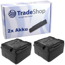 2x AKKU für Panasonic HDC-TM350 HDC-TM700 SDR-H20 SDR-H40 VDR-M30K mit Infochip