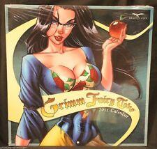 Grimm Fairy Tales 2011 Calendar  Zenescope