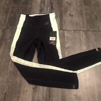 New Balance NB Dry Black Yoga Pants Leggings size XS NWT Q speed