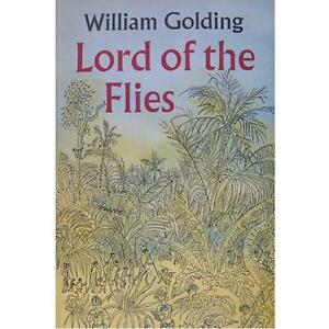 LORD OF THE FLIES New Poster of William Golding FIRST ED Book Cover (A1 size)
