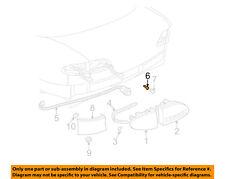 GM OEM Taillight Tail Light Lamp Rear-Socket 89025036