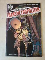 Transmetropolitan DC Vertigo Back on the Street Graphic Novel TPB Comic Book