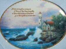 "Thomas Kinkade's ""Guiding Lights"" collection ""Beacon of Hope"