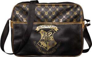 HARRY POTTER - Hogwarts Messenger Bag (Ikon Collectables) #NEW
