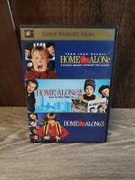 Home Alone Trilogy 1 2 3 DVD Set RARE DVD New York Macaulay Culkin