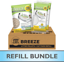 New listing Purina Tidy Cats Breeze Litter System Refills