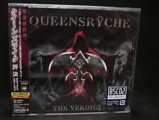 QUEENSRYCHE The Verdict JAPAN BLU-SPEC 2CD (DELUXE EDITION) The Mob Prog Metal