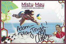 Misty May-Treanor, Olympic Beach Volley Ball Champ, Signed Photo, COA