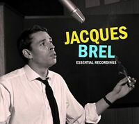 Brel, Jacques	Essential recordings (Gatefold Edition 180 gram) (New Vinyl)