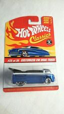 HOT WHEELS CUSTOMIZED VW DRAG TRUCK SERIES 2 DIECAST 1:64
