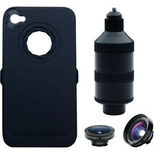 iPro Wide Duo Kit Lens System by Schneider for Apple iPhone 4/4S # 0IP-LSKT-00