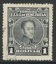 VENEZUELA. 1924. 1 Peso, Perf14. SG: 378. Fin D'occasion