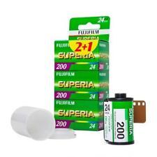 3 Fuji film Superia 36 Exposure  200 asa cheap Camera Film colour film
