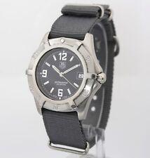 TAG Heuer 2000 WN1110 Exclusive 38mm PRO DIVER 200M Mens Quartz Swiss Watch