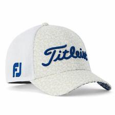 Titleist White Aloha Th9Ftma-/Medium /Large Size Sport Mesh Cap