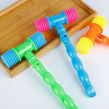 Kids Vocal Knocking Hammer Infant Playing Whistles Musical Interact Games Toys